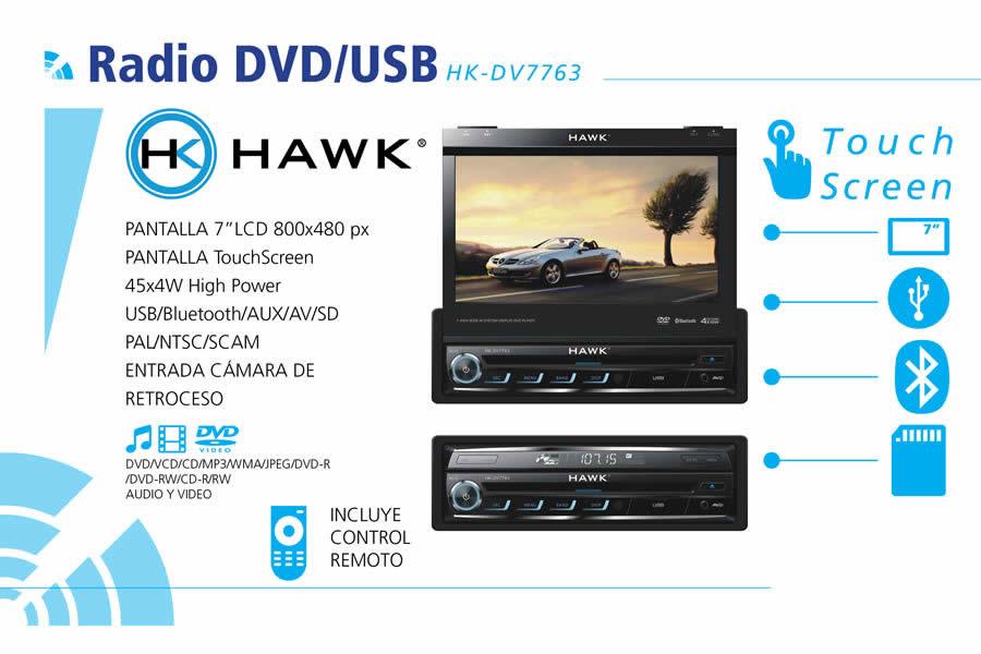 Radio Hawk