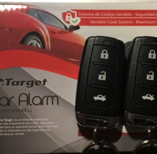 Alarma de Automóvil con Código Variable (Anti-Clon) TT-A800