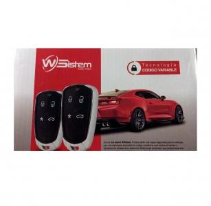 ALARMA CÓDIGO VARIABLE WSystem INSTALADA – Citroen, Peugeot y Volkswagen