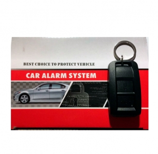 Alarma de Automóvil con Código Variable (Anti-Clon) con Bluetooth