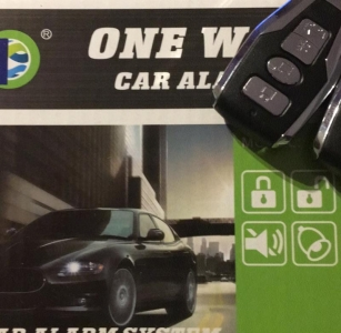 Alarma de Automóvil con Código Variable (Anti-Clon) NTO