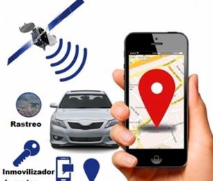 GPS TRACKER + CORTA CORRIENTE INSTALADO