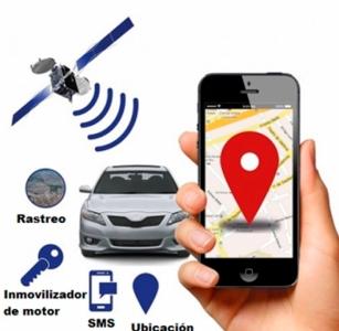 GPS TRACKER + CORTA CORRIENTE + MICRÓFONO ESPÍA + SENSOR DE IMPACTO + APERTURA DE PUERTA SMS INSTALADO