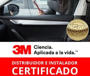 Láminas de Seguridad 3M – Vidrios Piloto y Copiloto