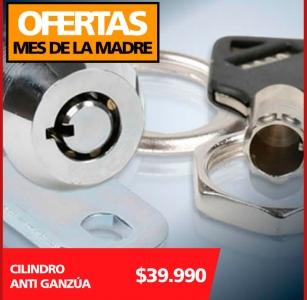 CILINDROS DE SEGURIDAD ANTI-GANZUA