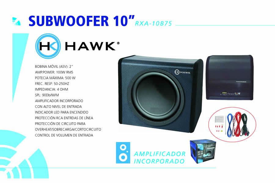 Subwoofer Hawk